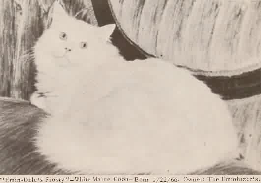 Emin-Dale's Frosty, * jan 1966